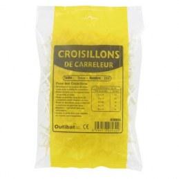Sachet de 250 croissillons de carreleur de 5 mm - OUTIBAT