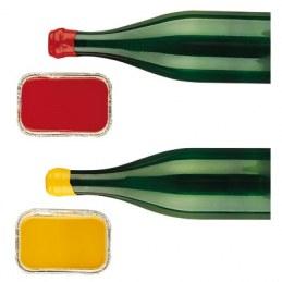 Cire à cacheter - Rouge - 250 gr - DUHALLE