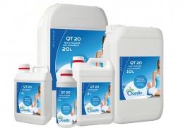 Anti-algues QT 20 pour piscine - 3 L - OCEDIS