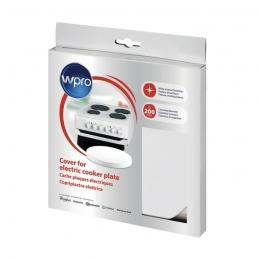 Cache-plaque électrique - Blanc - CQB210 - WPRO