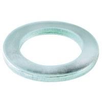 Rondelle plate en acier zingué - Ø 10 mm - Lot de 8 - FIX'PRO