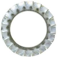Rondelle éventail en acier zingué - Ø 8.4 x 15 mm - Lot de 12 - FIX'PRO