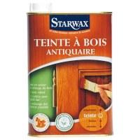 Teinte à bois Antiquaire - Chêne moyen - 500 ml - STARWAX