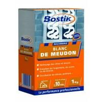 BOSTIK - Blanc de Meudon - Entretien miroir - 1 Kg