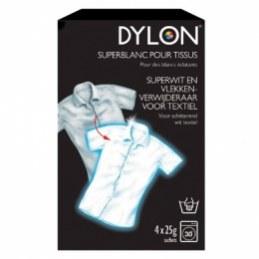 Activateur de blanc - 4 x 25 gr - DYLON