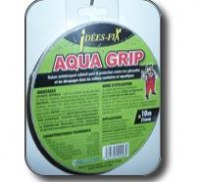Adhésif anti-dérapant - Aqua Grip - 10 m x 25 mm - IDEES FIX