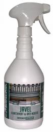 Javel blanchiment & anti-verdissures - Extérieur - 800 ml - MIEUXA