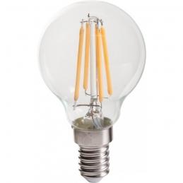 Ampoule LED - Sphérique -Filament E14 - 1.9 W - 250 lumens - DHOME