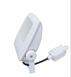 Projecteur Impact IP65 - Blanc - 15 Watts - ECOLUX
