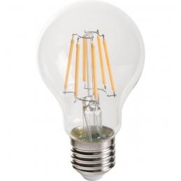 Ampoule LED - Sphérique - Filament E27 - 6 W - 806 lumens - DHOME