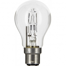 Ampoule halogène ECO - Standard - B22 - 42 W - 625 Lumens - DHOME