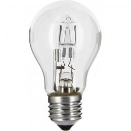Ampoule halogène ECO - Standard - E27 - 30 W - 410 Lumens - DHOME