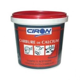 Carbure de Calcium - 1 Kg - Répulsif taupes et rongeurs - CIRON