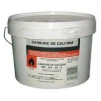 Carbure de calcium 5kg - Répulsif Taupes et rongeurs