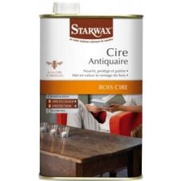 Cire antiquaire liquide Ton Naturel - STARWAX