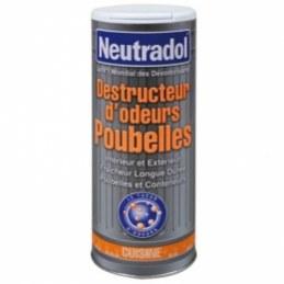 Destructeur d'odeur pour poubelle - Poudre 350 gr - NEUTRADOL