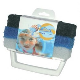Éponge spécial piscine pour nettoyer les bords - BLUE POINT COMPANY