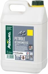 Pétrole désaromatisé - Combustible - 5 L - MIEUXA