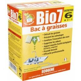 Décolmatant Graisses - 6 x 480 gr - Bio 7 - ECOGENE