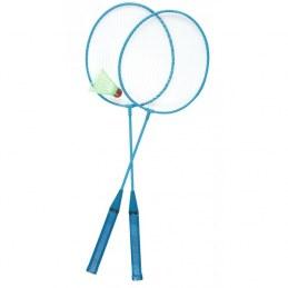 Jeu de badminton 63 cm + 1 volant Cofalu Kim'Play