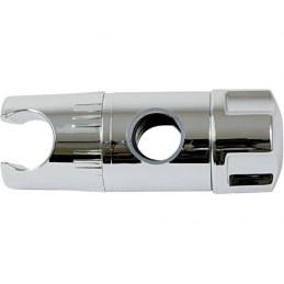 Coulissant pour barre de douche Ø 19 mm - Chromé - Sider
