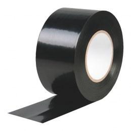 Isolant PVC plastifié noir 50 mm x 33 mètres