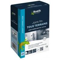 Poudre Joint fin - 1 kg - Blanc - BOSTIK