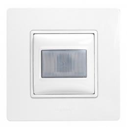 Interrupteur automatique avec plaque Niloé - Eclat - LEGRAND