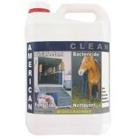 Nettoyant bactéricide pour environnement du cheval - 5 L - AMERICAN