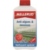 Anti-algues et anti-mousse - 1L - MELLERUD