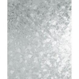 Adhésif vitrostatique - MOTIFS SPLINTES - Blanc - 45 cm x 150 cm