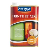 Teinte et cire - Chêne clair - 500 ml - STARWAX