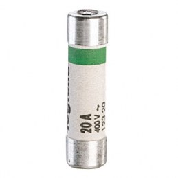 Cartouche domestique cylindrique - 20 A - 31.5 x 8.5 mm - Lot de 10 - LEGRAND