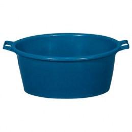 Baquet ovale - Bleu - 45 L