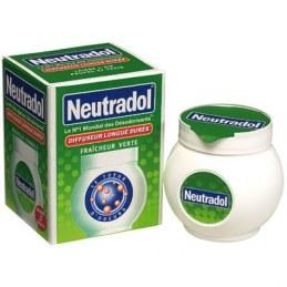 Diffuseur Neutradol - Destructeur d'odeurs - Fraîcheur verte