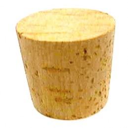 Bonde conique en liège - 60 mm (Lot de 10) - DUHALLE