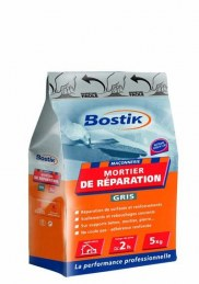 Mortier de réparation - 5 Kg - BOSTIK