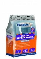 Mortier réfractaire - 5Kg - BOSTIK