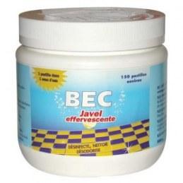 Javel effervescente - 150 pastilles - BEC