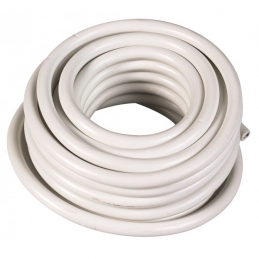 Couronne de 50 M - Blanc - HO5 VV-F 4 G 1,5 mm² - ELECTRALINE