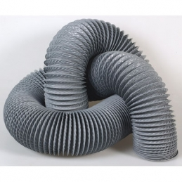 Gaine PVC extensible extra-souple - Longueur max 3 M - 82 mm - DMO