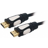 Câble HDMI / HDMI mâle - 1.50 m - OMENEX