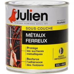 Sous-couche pour Métaux ferreux - 500 ml - JULIEN