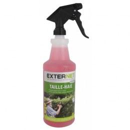 Nettoyant résines et sèves - Spécial taille-haies - 1 L - EXTERNET