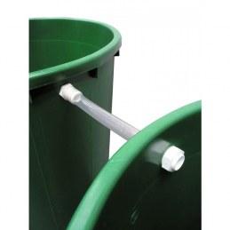 Kit de connexion transparent pour récupérateur d'eau