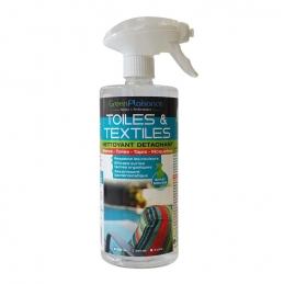 Nettoyant et détachant Toiles et Textiles - 750 ml - GREEN PLAISANCE