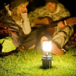 Lampe à Gaz sur Cartouche perçable - Lumo C206 - CAMPINGAZ