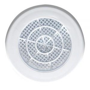 Grille Clip Plastique Blanc Diam Tre 147 Mm Dmo