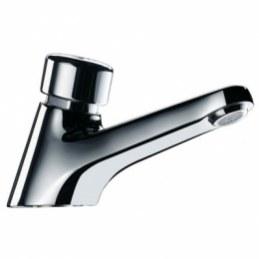 Robinet de lavabo - Tempostop - DELABIE
