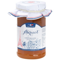 Confiture haut de gamme AND PIERAL - 50 % de fruits - Abricot - 270 Grs - ANDRESY